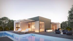 piscine salon de jardin