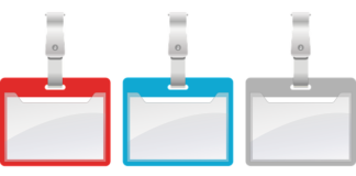 machine à badges