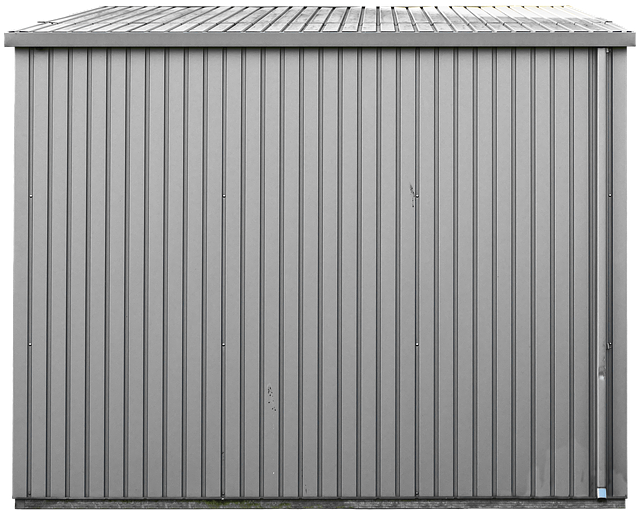 abri métallique