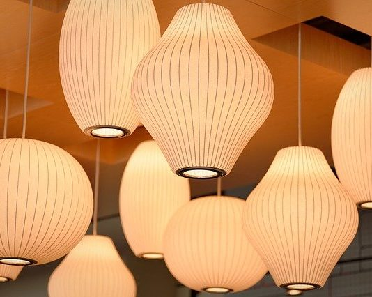 luminaires tendances